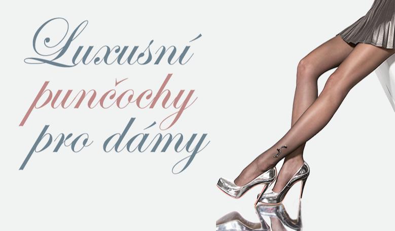 Luxusní punčochy pro dámy